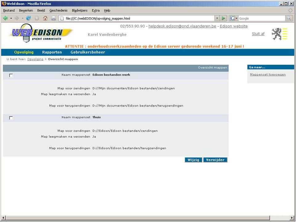 13 juni 2007 infosessie softwareleveranciers Beleidsdomein Onderwijs en Vorming26