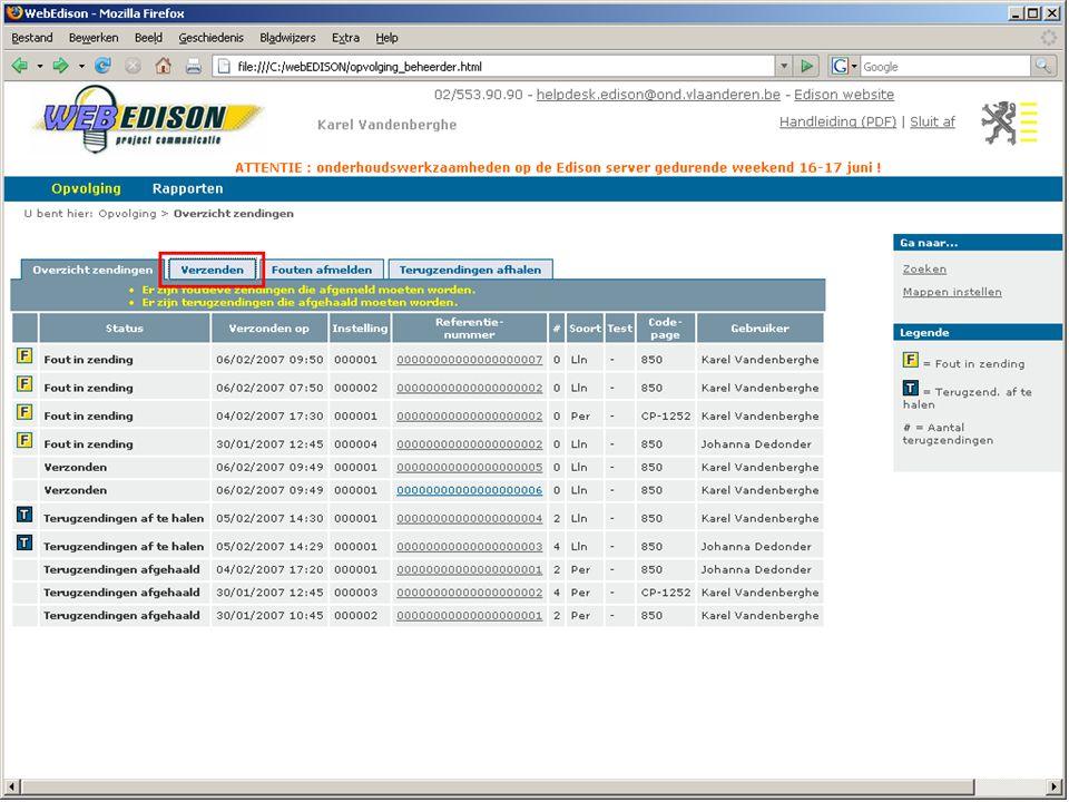 13 juni 2007 infosessie softwareleveranciers Beleidsdomein Onderwijs en Vorming30