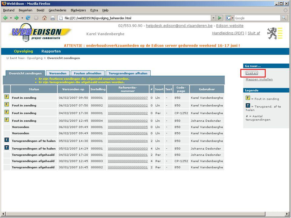 13 juni 2007 infosessie softwareleveranciers Beleidsdomein Onderwijs en Vorming37