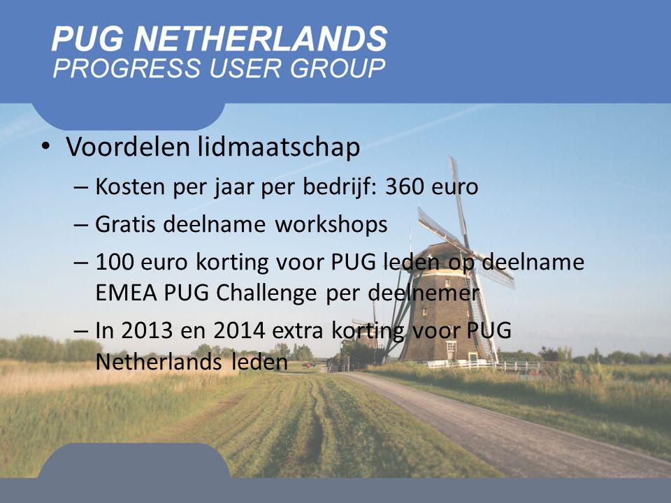 Bestuur: – Bert Tukkersvoorzitter – Wim Martenssecretaris/penningmeester – Peter Baaijenswebsite/techniek – Jos Hennenwebsite/techniek – www.pug.nl www.pug.nl – secretariaat@pug.nl secretariaat@pug.nl