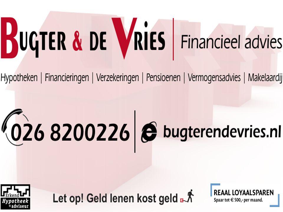 Op Zaterdag 30 Augustus organiseert de evenementen commissie van AZ2000 een geldprijzen bingo!!!.
