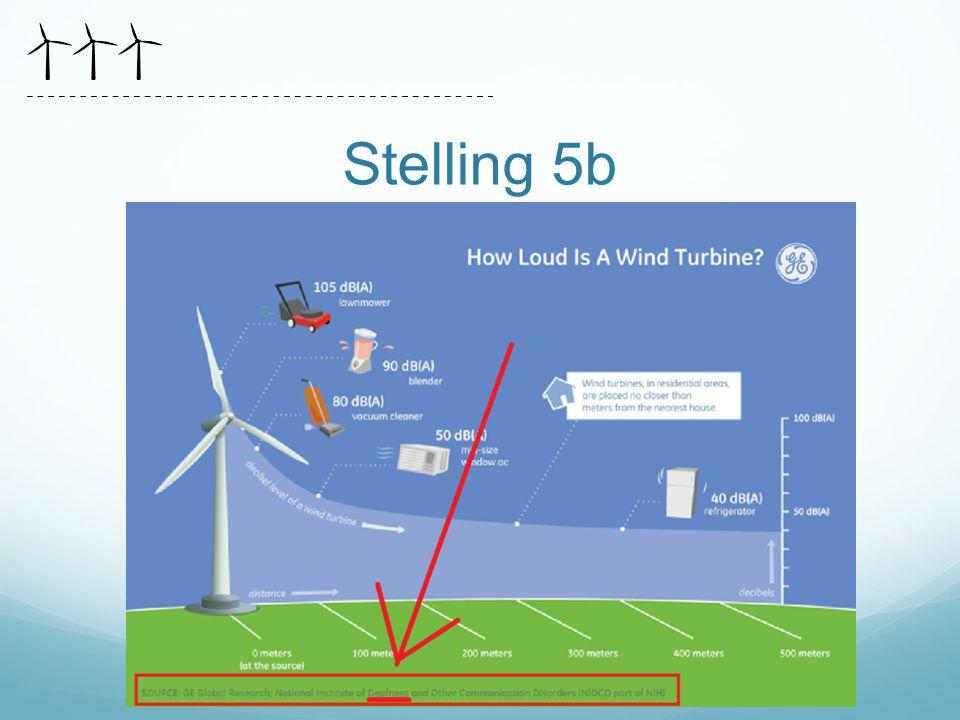 Stelling 5b