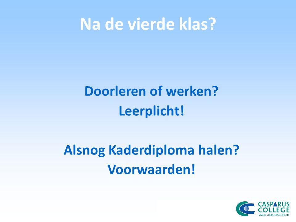VRAGEN? En dan nu de decaan.. Nvdmeulen@gsf.nl