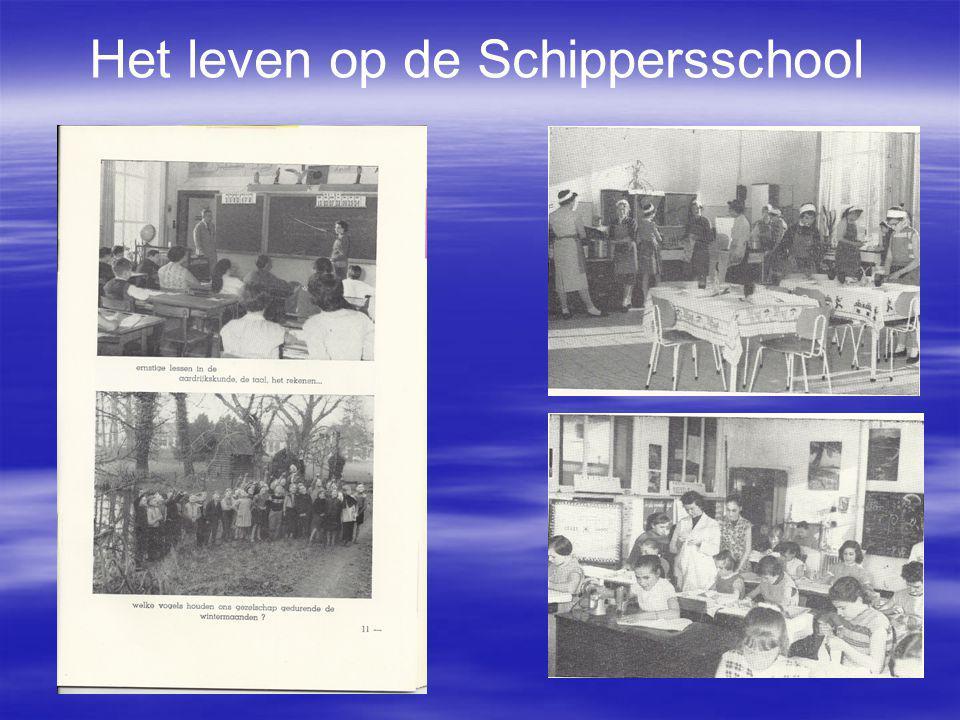 Het leven op de Schippersschool
