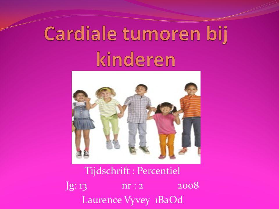 Tijdschrift : Percentiel Jg: 13 nr : 22008 Laurence Vyvey 1BaOd