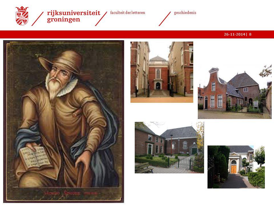 | faculteit der letteren geschiedenis 26-11-20148