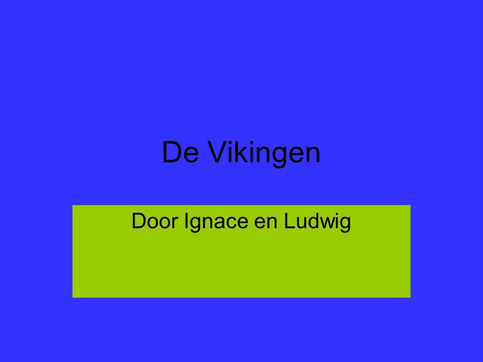 De Vikingen Door Ignace en Ludwig