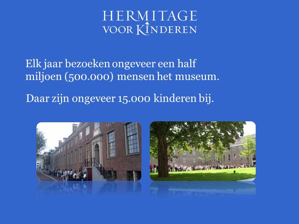 Elk jaar bezoeken ongeveer een half miljoen (500.000) mensen het museum.