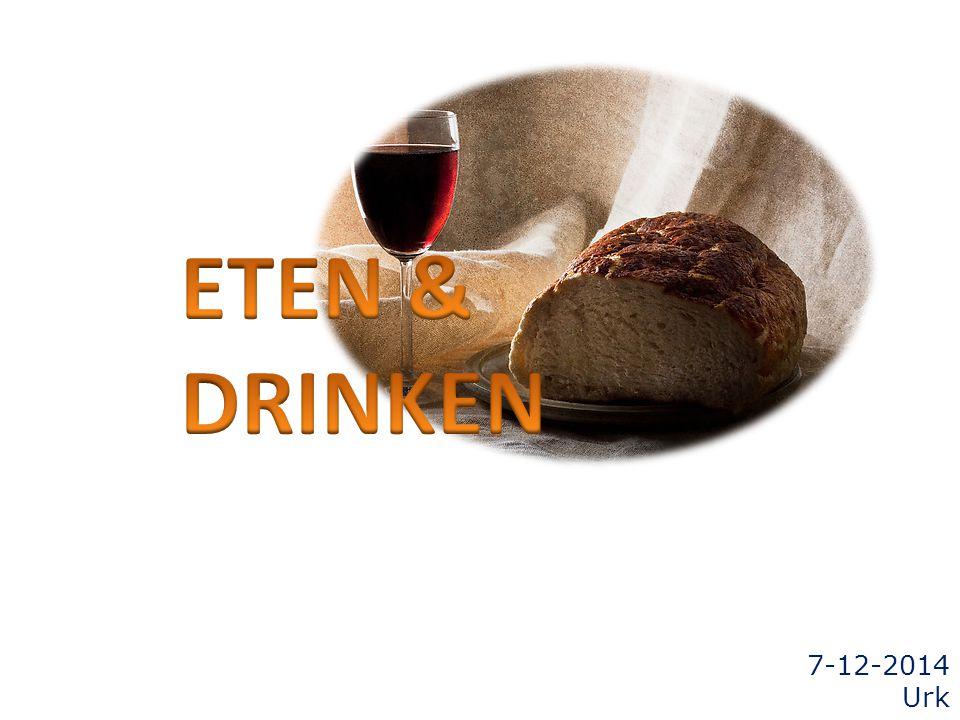 1Korinthe 11 22 Hebt gij dan geen huizen om te eten en te drinken.