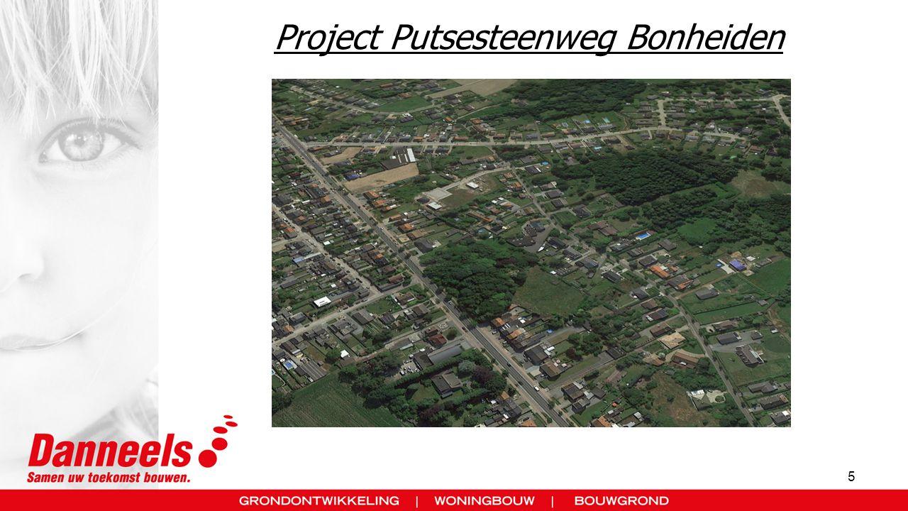 6 2. Historiek van de projectzone door Mathieu Descamps projectontwikkelaar Danneels Projects