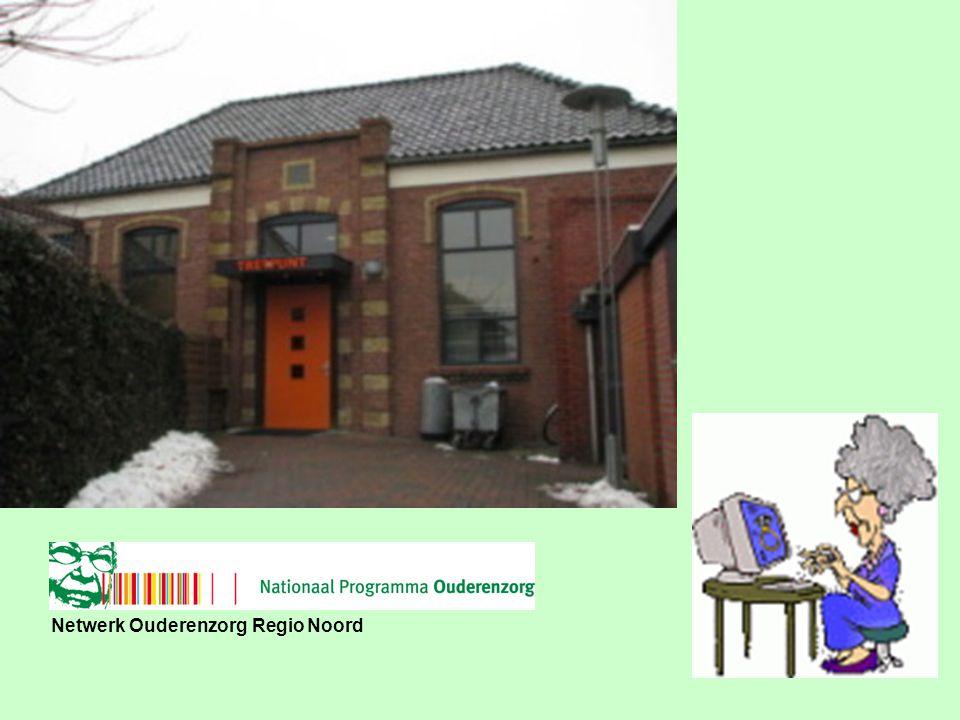 Netwerk Ouderenzorg Regio Noord Dorpshuis Thesinge