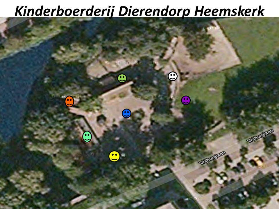 Kinderboerderij Dierendorp Heemskerk