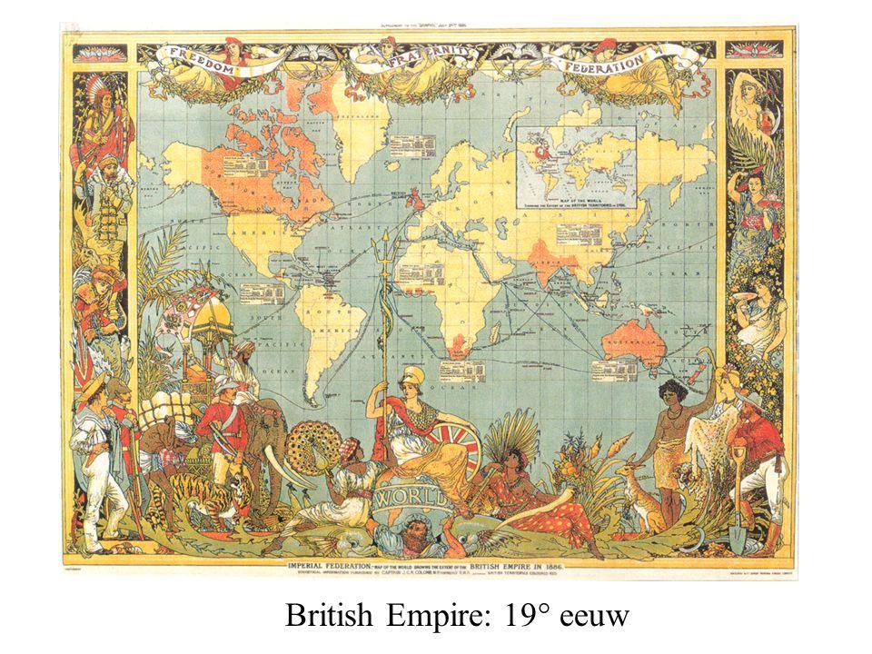 British Empire: 19° eeuw