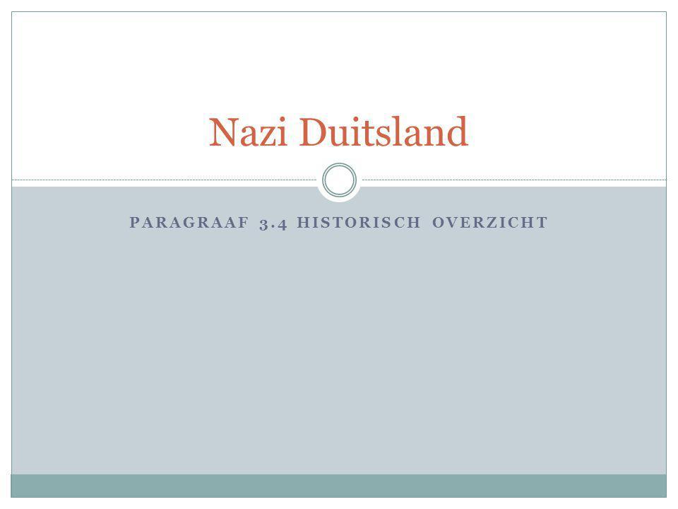 Iedereen werd gecontroleerd: Wilde je bijvoorbeeld advocaat of journalist zijn dan moest je lid worden van de NSDAP.