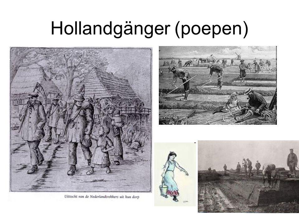 Hollandgänger (poepen)