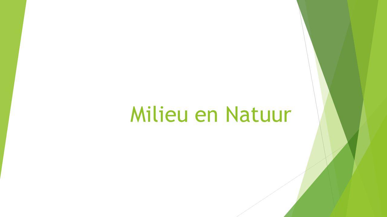 Milieu en Natuur
