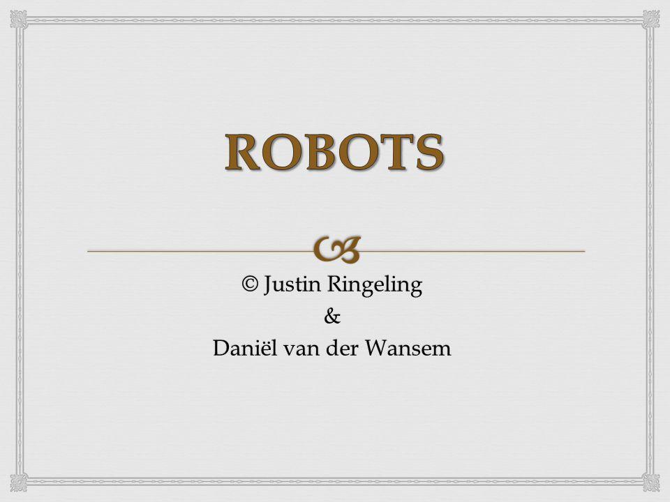 © Justin Ringeling & Daniël van der Wansem