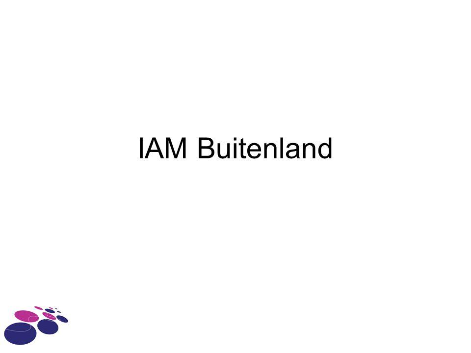 IAM Buitenland