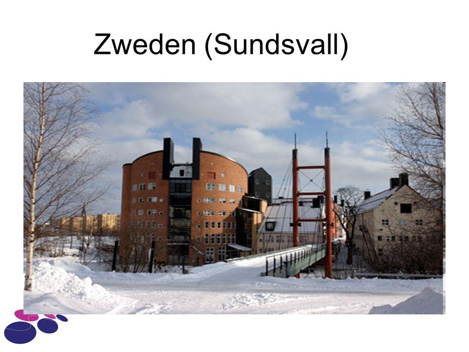 Zweden (Sundsvall)