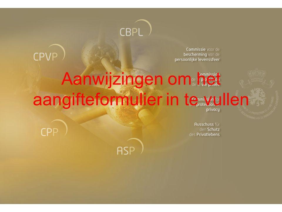 Vul de naam van het schoolbestuur in Kies België Vul hier adres van schoolbestuur in Gemeentelijke / provinciale scholen kiezen hier openbaar bestuur en en vervolgens onderwijsinstelling