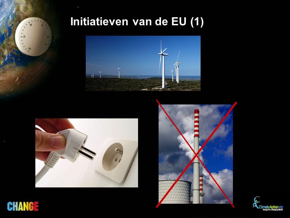 Initiatieven van de EU (1)