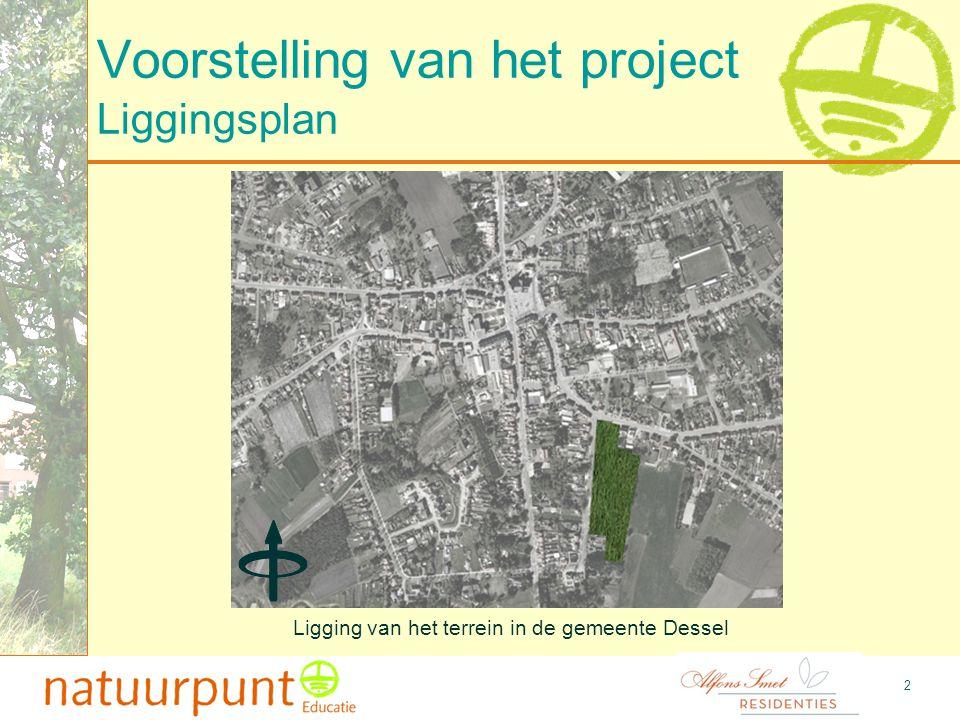 3 Voorstelling van het project Gewestplan