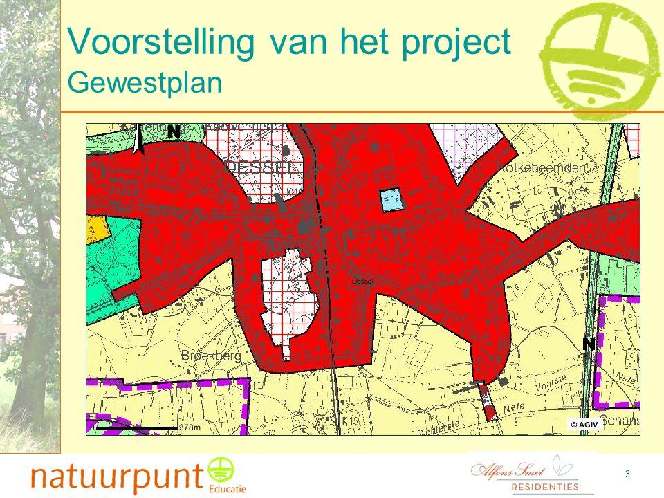4 Voorstelling van het project Bestaande toestand Lukasstraat Hoek Oude Markt
