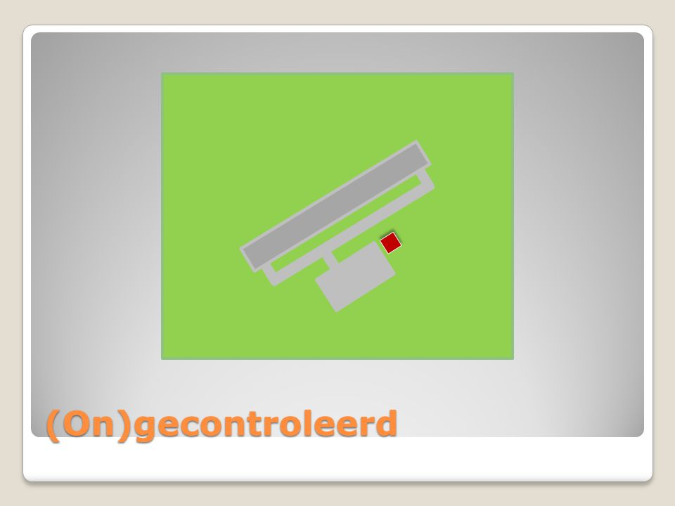 (On)gecontroleerd