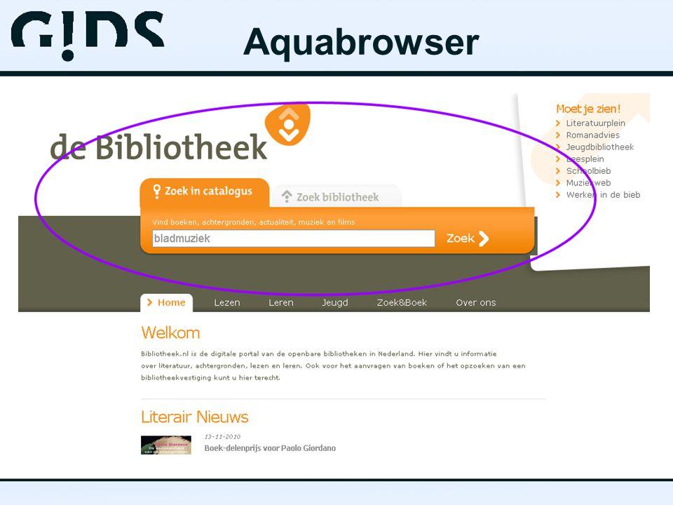 Aquabrowser