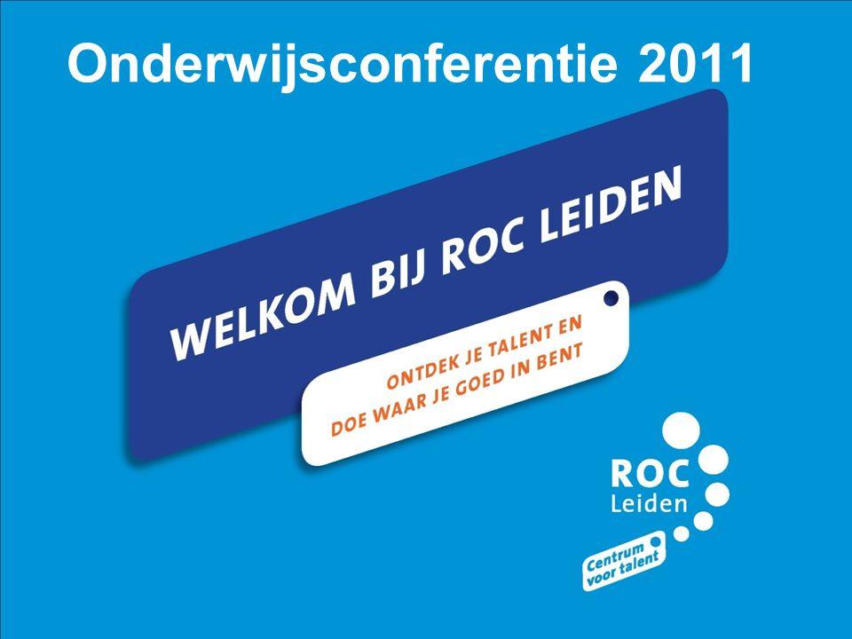 Onderwijsconferentie 2011