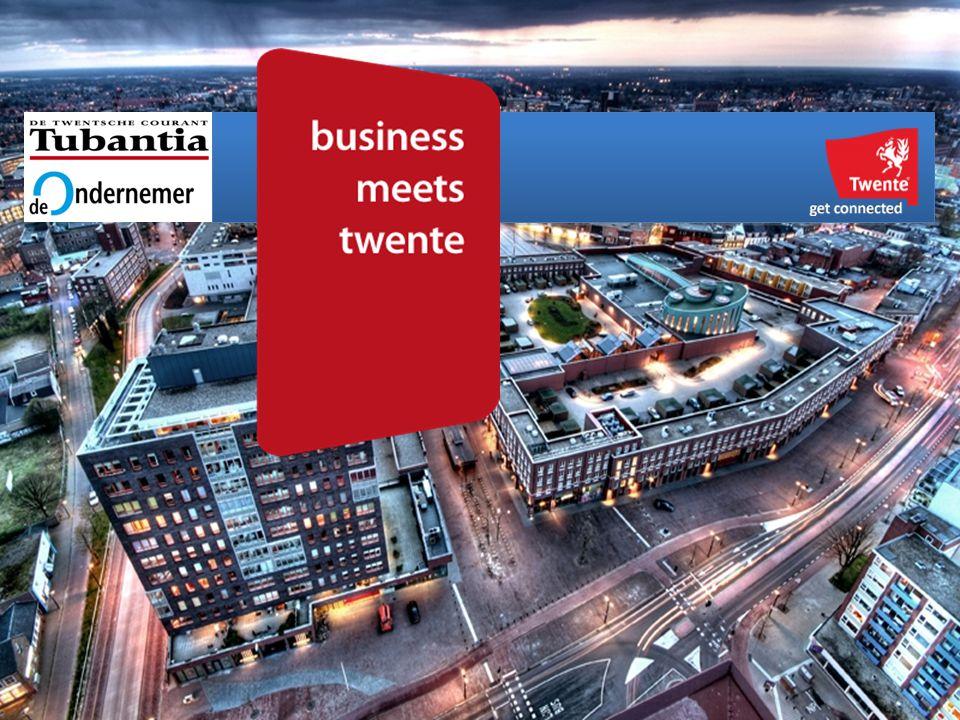 Business Meets Twente 2011 (Woensdag 23 november t/m vrijdag 25 november) Enschede, Nederland Get Connected