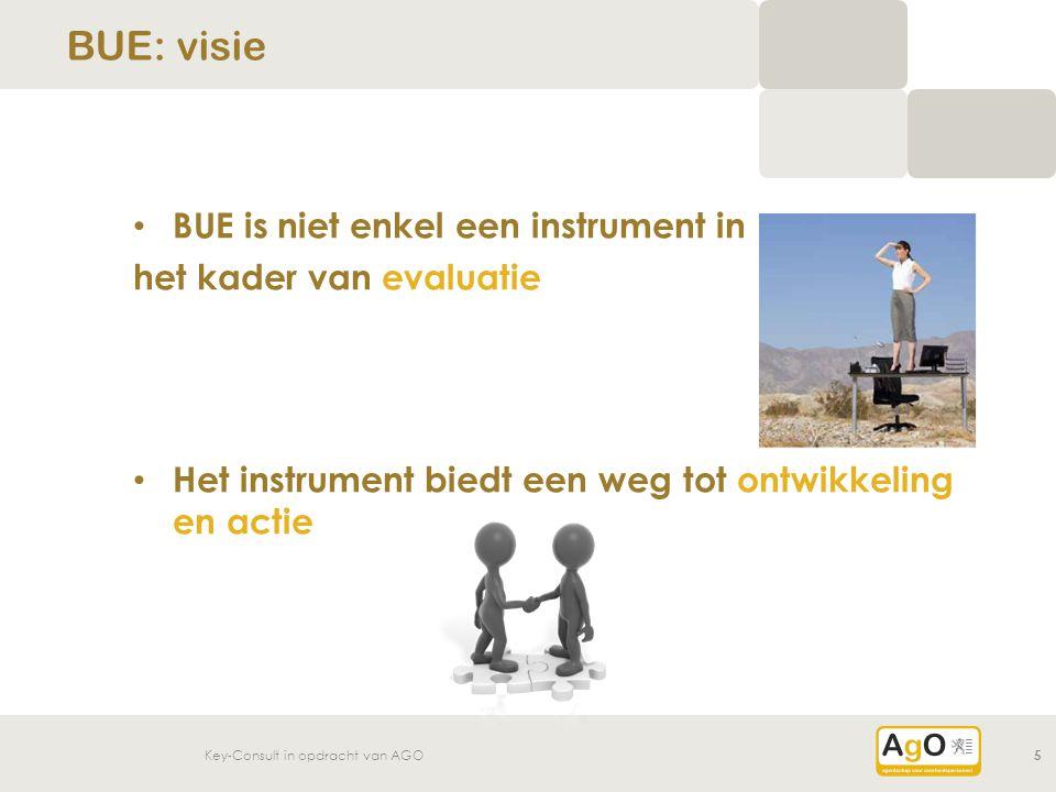 Key-Consult in opdracht van AGO16 de feedbackscores van de medewerkers (FB 13) de scores van de zelfevaluatie (ZELF) de overeenkomstige gemiddelde scores voor alle respondenten van alle betrokken leidinggevenden van de entiteit (ENT) en van de Vlaamse overheid (VO) de feedbackscores van vorig jaar (FB 12) visualisatie in een radargrafiek : de voornaamste resultaten.