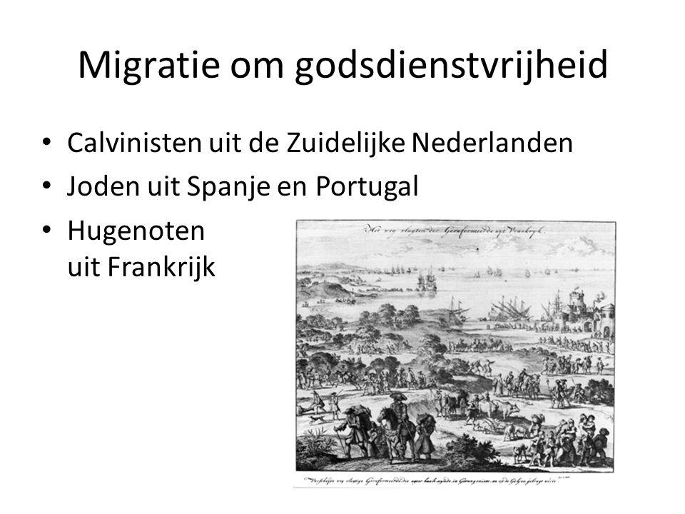 Pilgrim Fathers Tussen 1609 en 1619 woonde een groep Engelse vluchtelingen in Leiden.