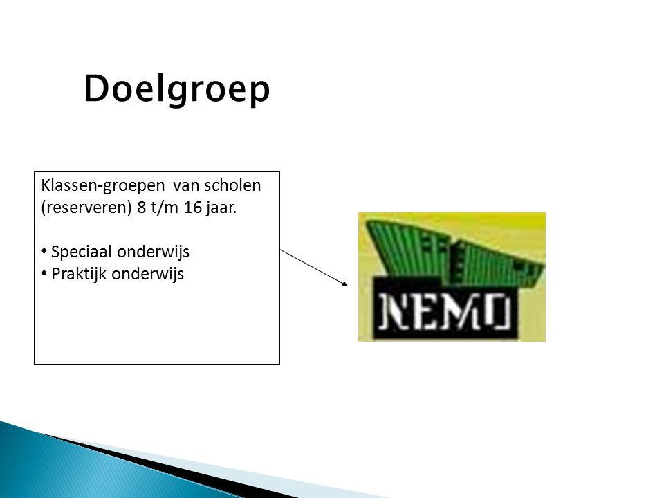 Nemo wil een nieuw ontwerp voor een (cross-mediaal) exhibit Onze doelgroep  zijn doeners, door ze dit spel te laten spelen (schreeuwen) zien ze ook een resultaat met een visueel beeld.