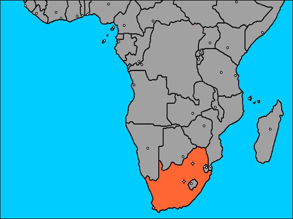 Hoe noemen de inwoners van Zuid - Afrika?
