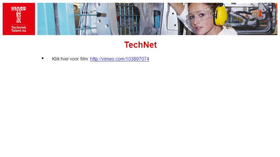 TechNet Klik hier voor film: http://vimeo.com/103897074http://vimeo.com/103897074