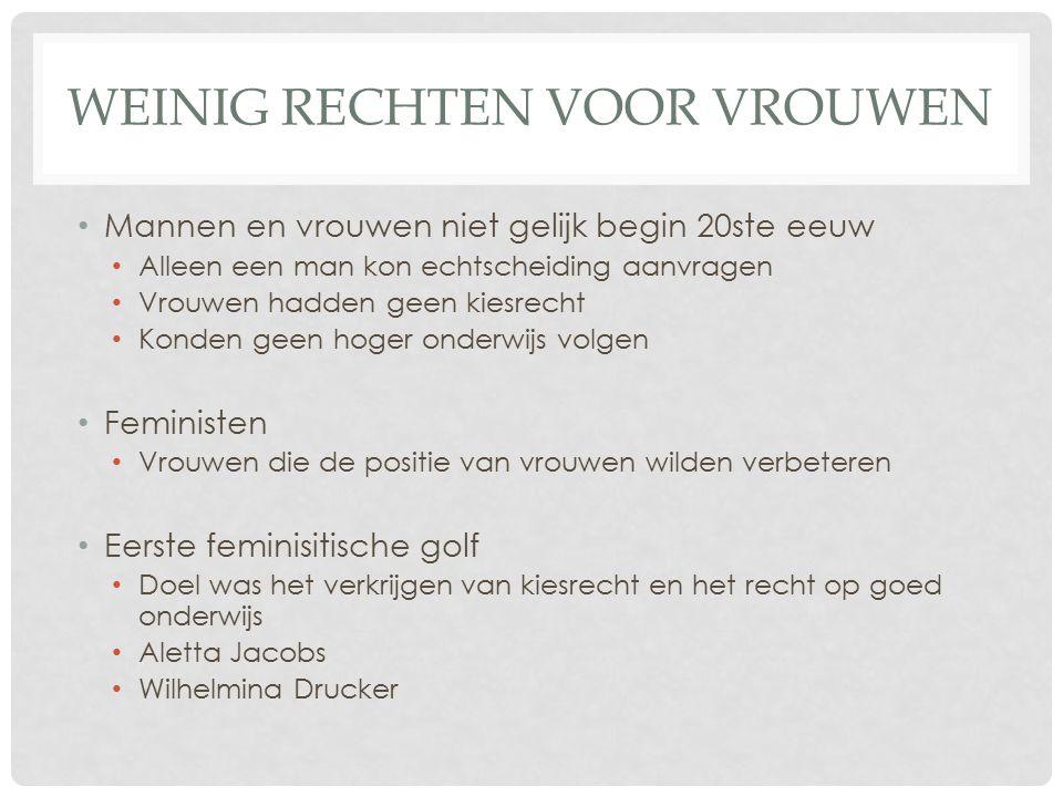 ALETTA JACOBS http://www.schooltv.nl/video/aletta-jacobs-strijdster-voor-rechten- voor-vrouwen/