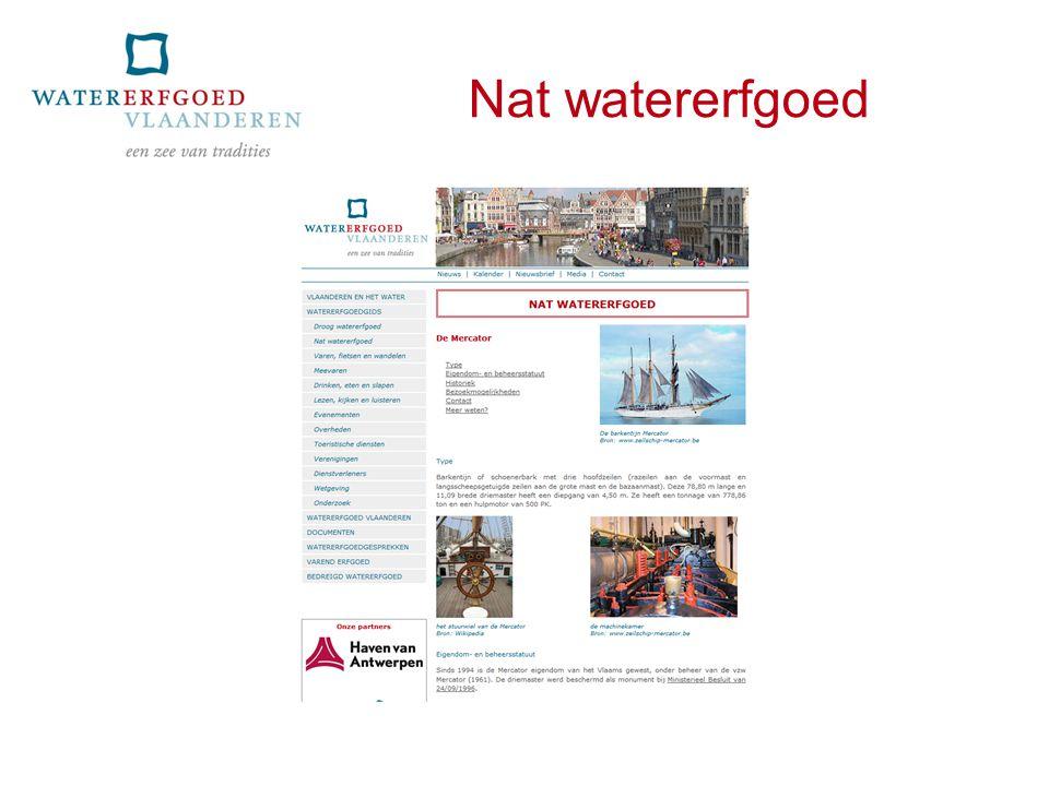 Nat watererfgoed