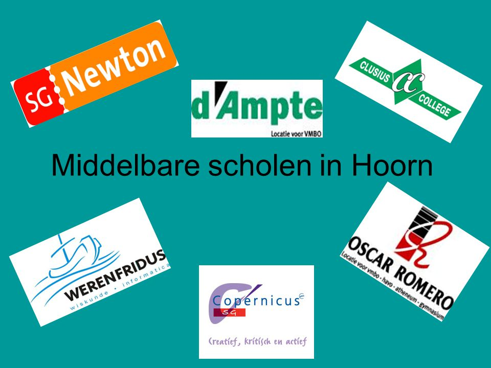 Middelbare scholen in Hoorn