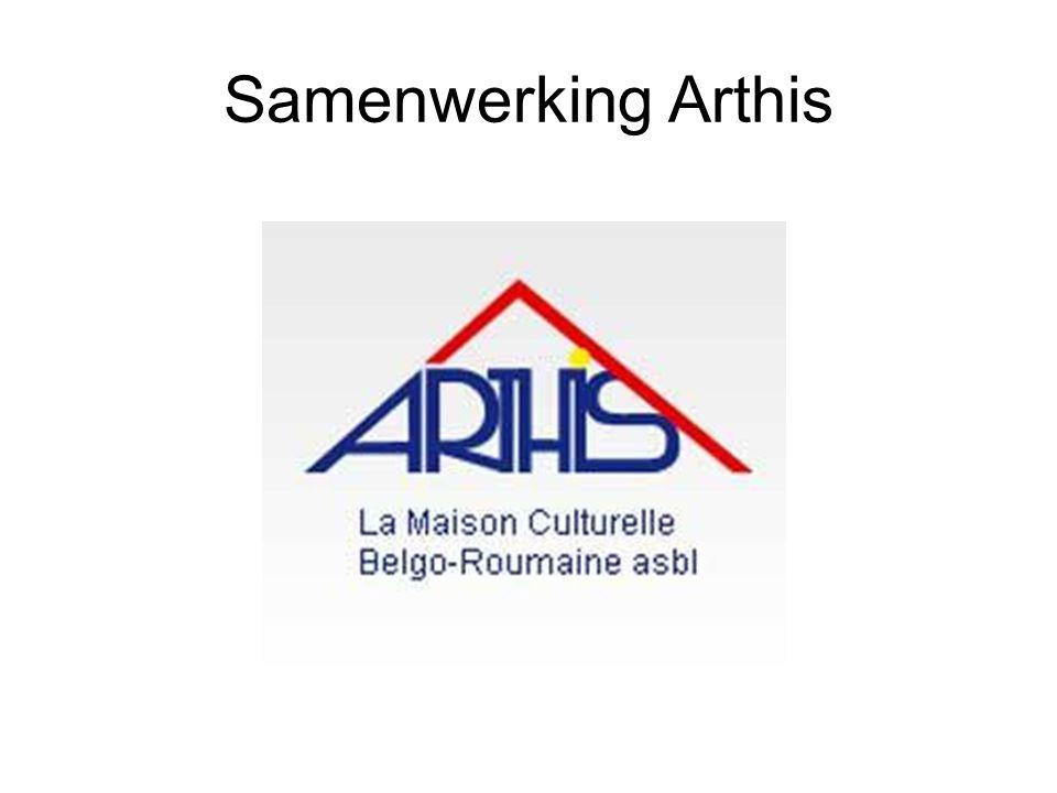 Samenwerking Arthis