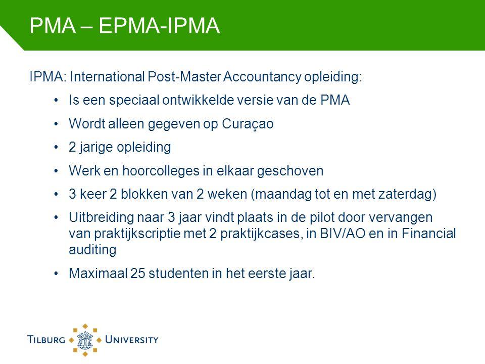 Accreditatie en aanwijzing Tilburg University incl.
