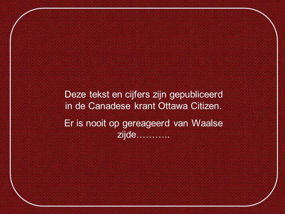 Het zijn volksvertegenwoordigers van het Waals Parlement!