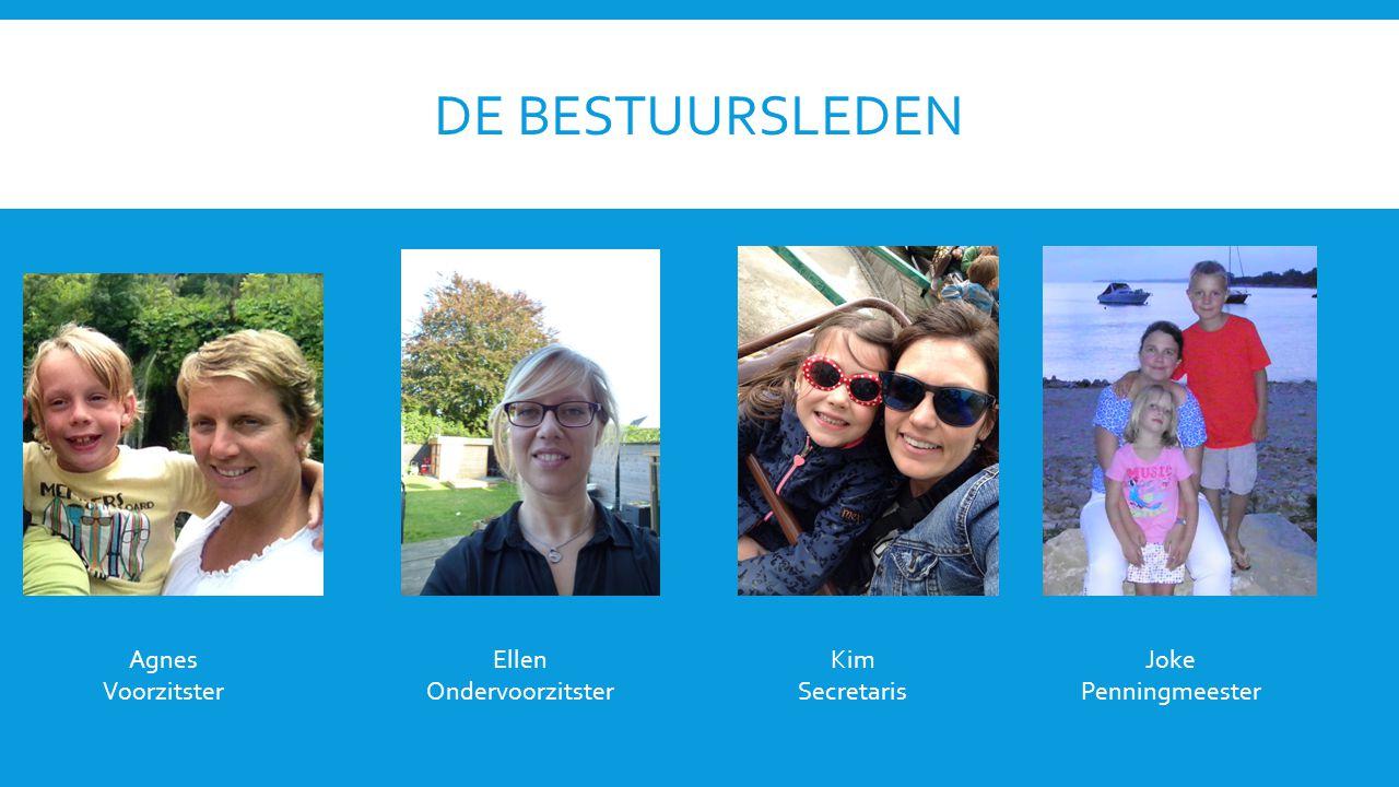 ACTIEVE OUDERS LeenJessy Marian Myriam Mama van Nienke Klas 1a Katleen