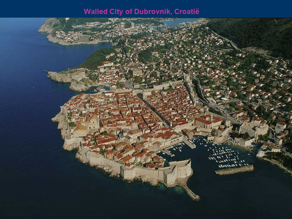 Walled City of Dubrovnik, Croatië