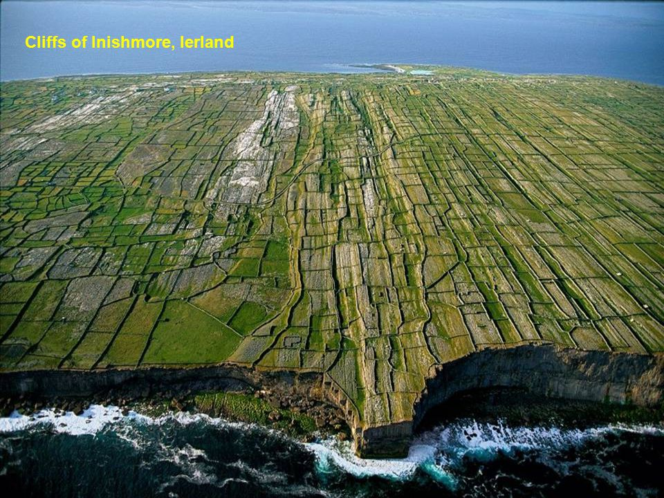 Cliffs of Inishmore, Ierland