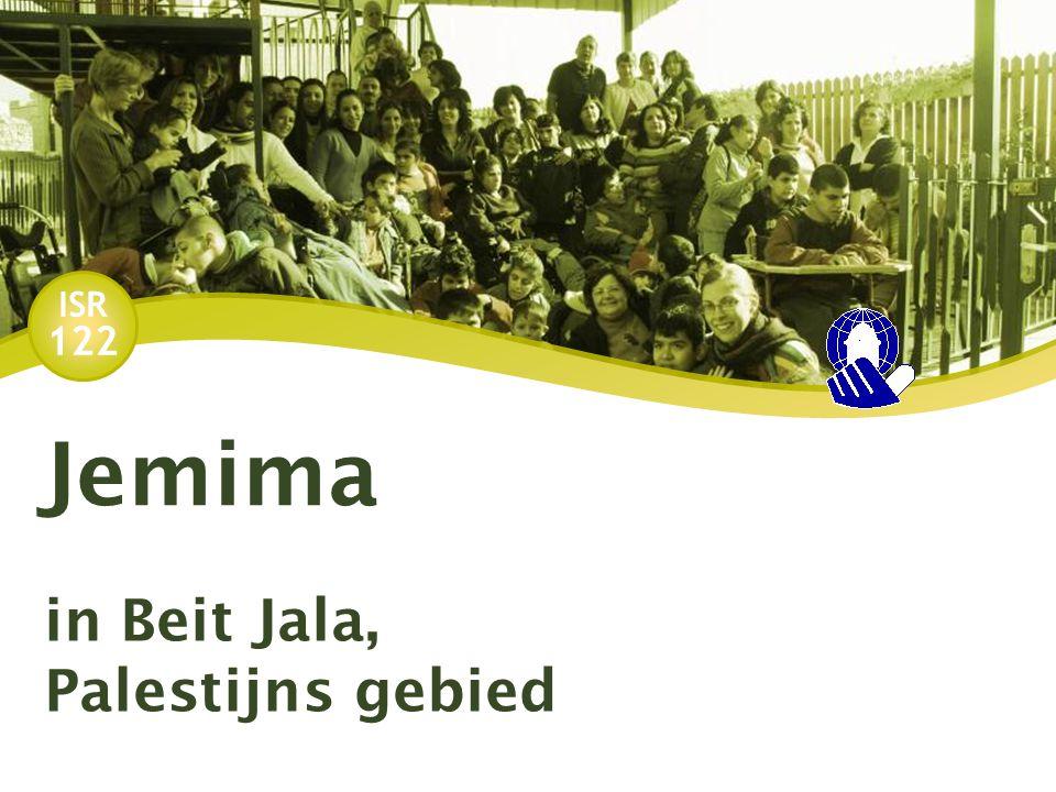 ISR 122 in Beit Jala, Palestijns gebied Jemima