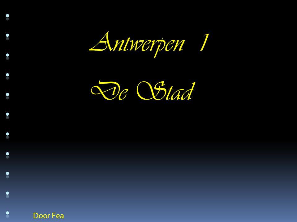 Door Fea Antwerpen 1 De Stad
