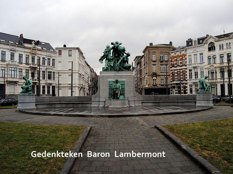 Gedenkteken Baron Lambermont
