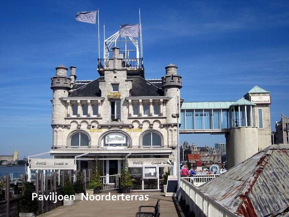 Paviljoen Noorderterras