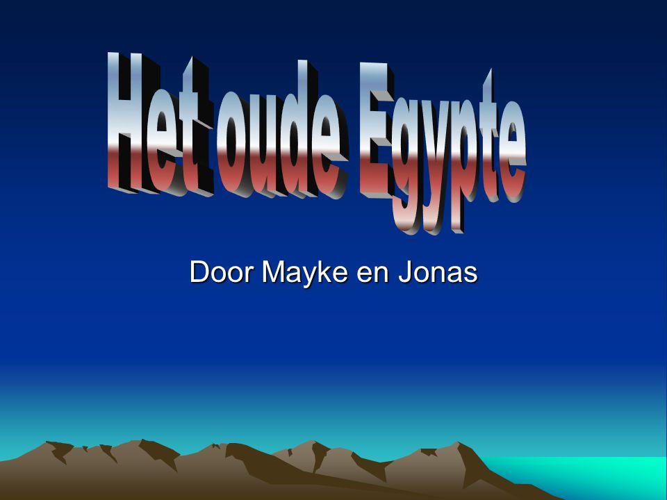 Door Mayke en Jonas